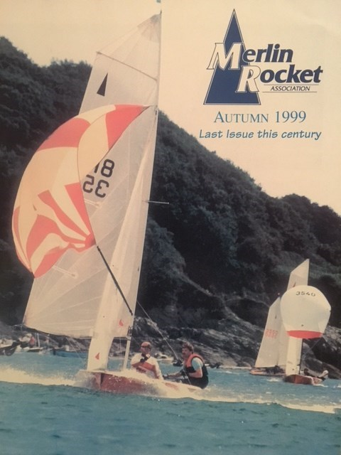... Ian's quick thinking saving a capsize - and we made the front page of our favourite magazine!