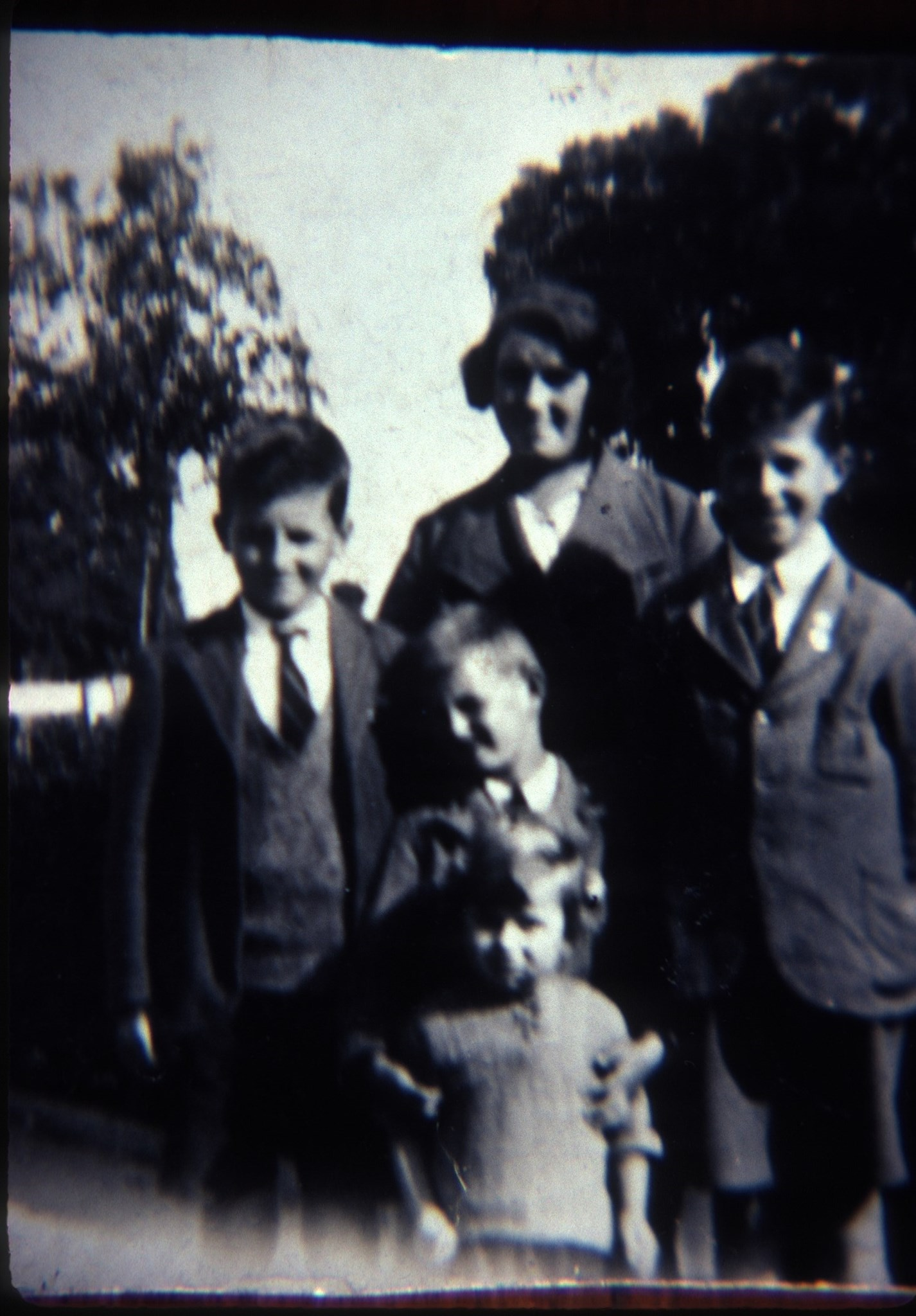Rose, Ron, Peter, Jim and Ray
