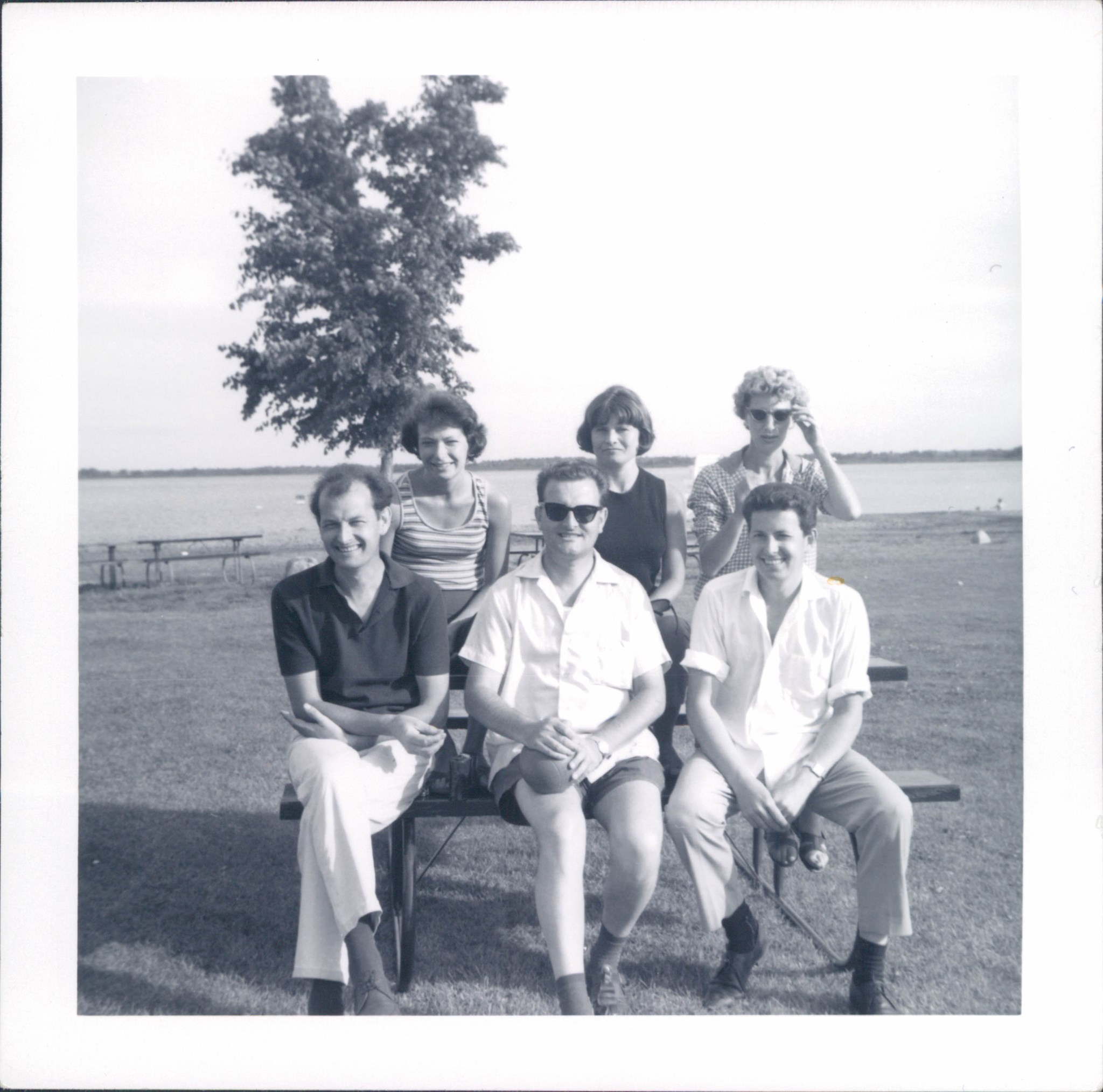 Lena, Irene, Lou, Peter, Ron and Ray