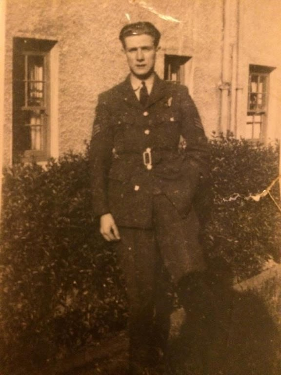 Pilot Officer George Duffy