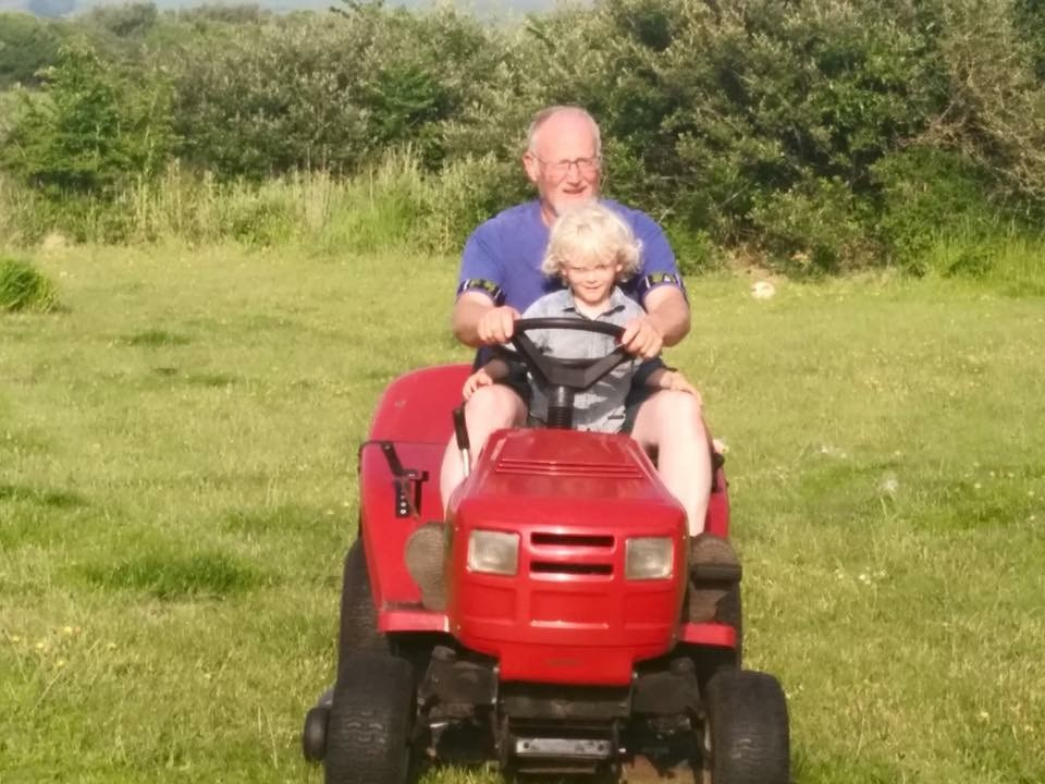 Boe Blue & Grandad - Our Great Memory xxxx