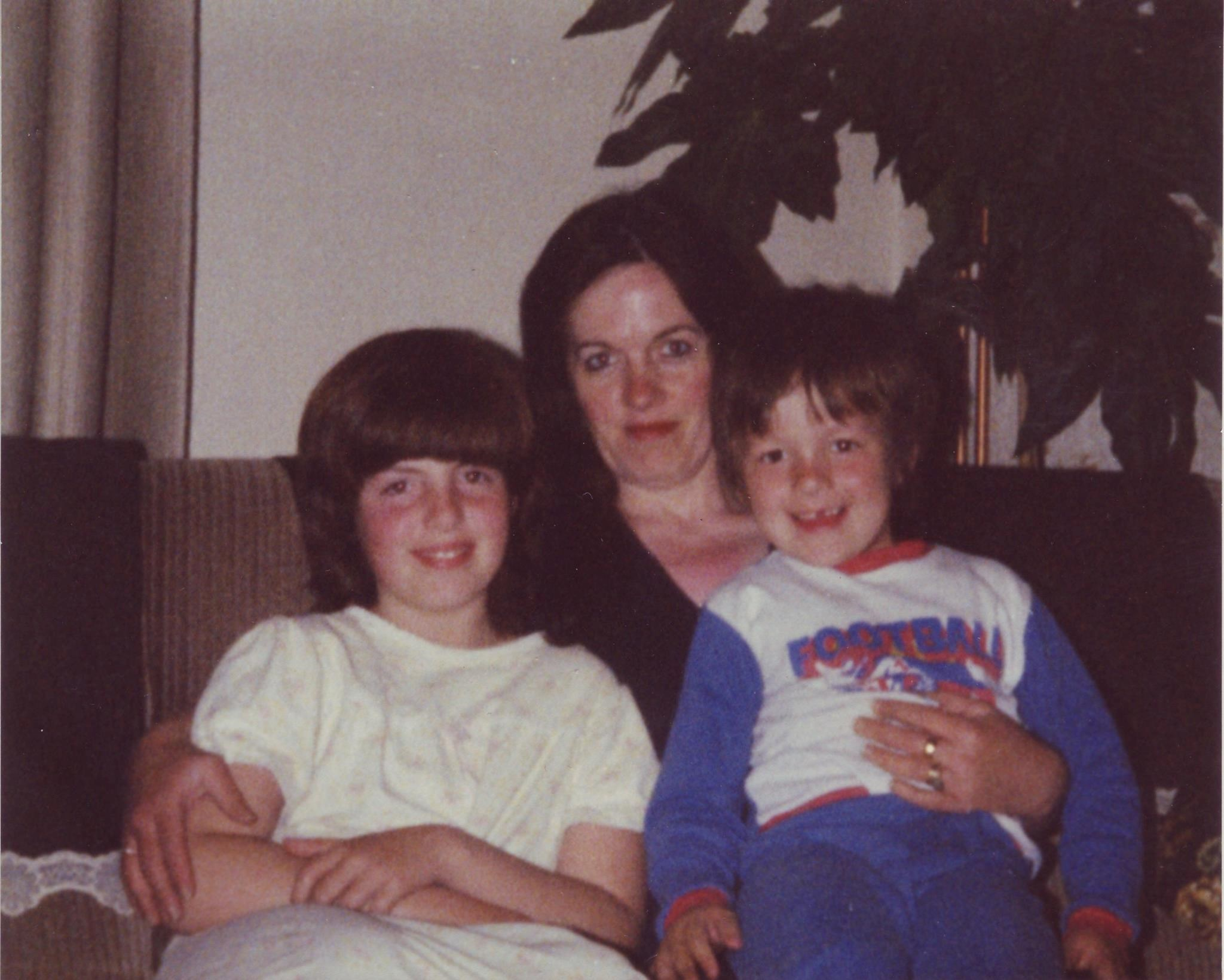 Kelly, Lyn and Nick