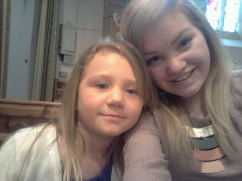 tahlia and her cousin kadie