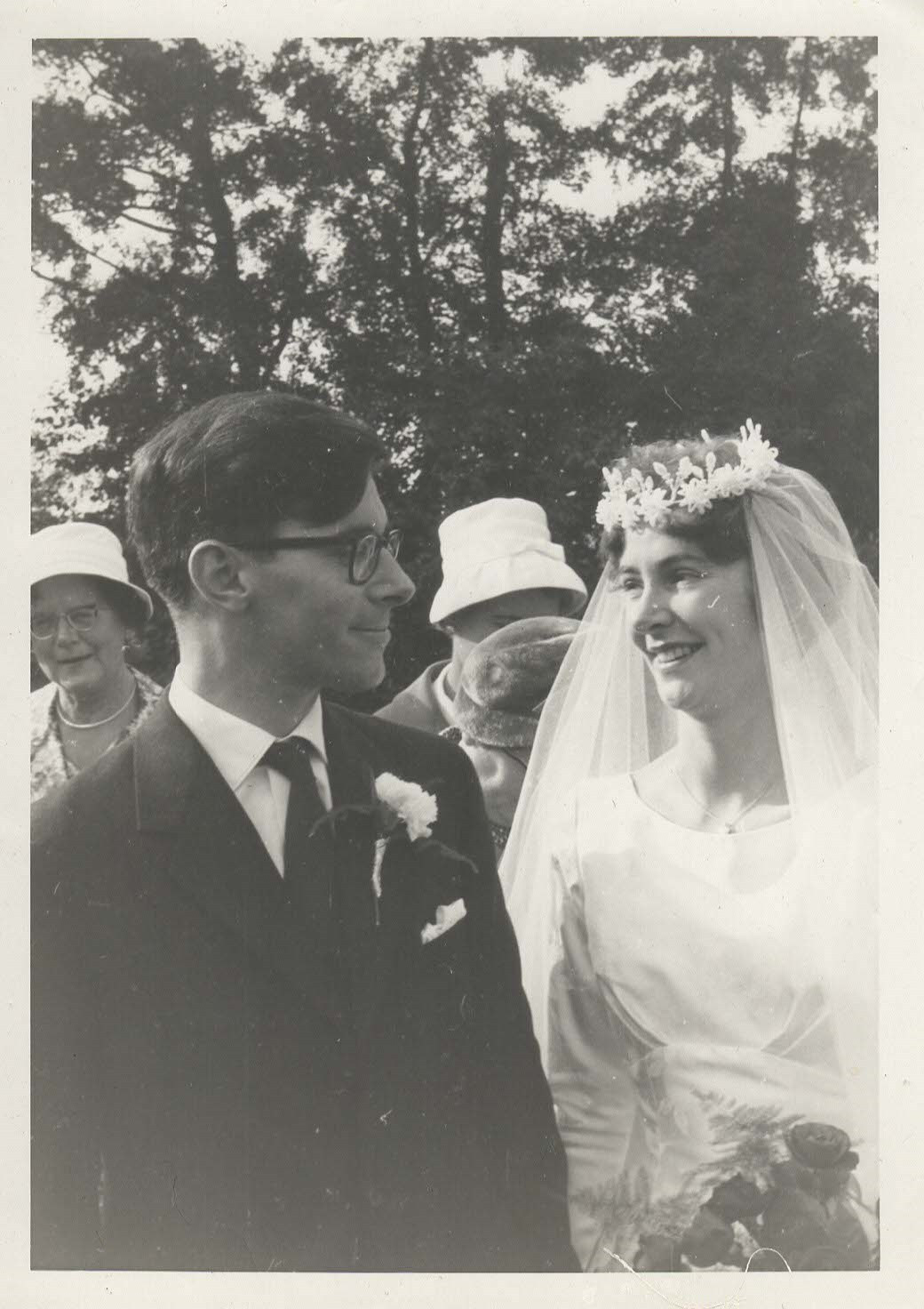 Mum and Dad wedding