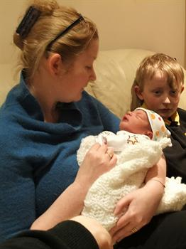 Auntie Ceri, Angus and Cormac