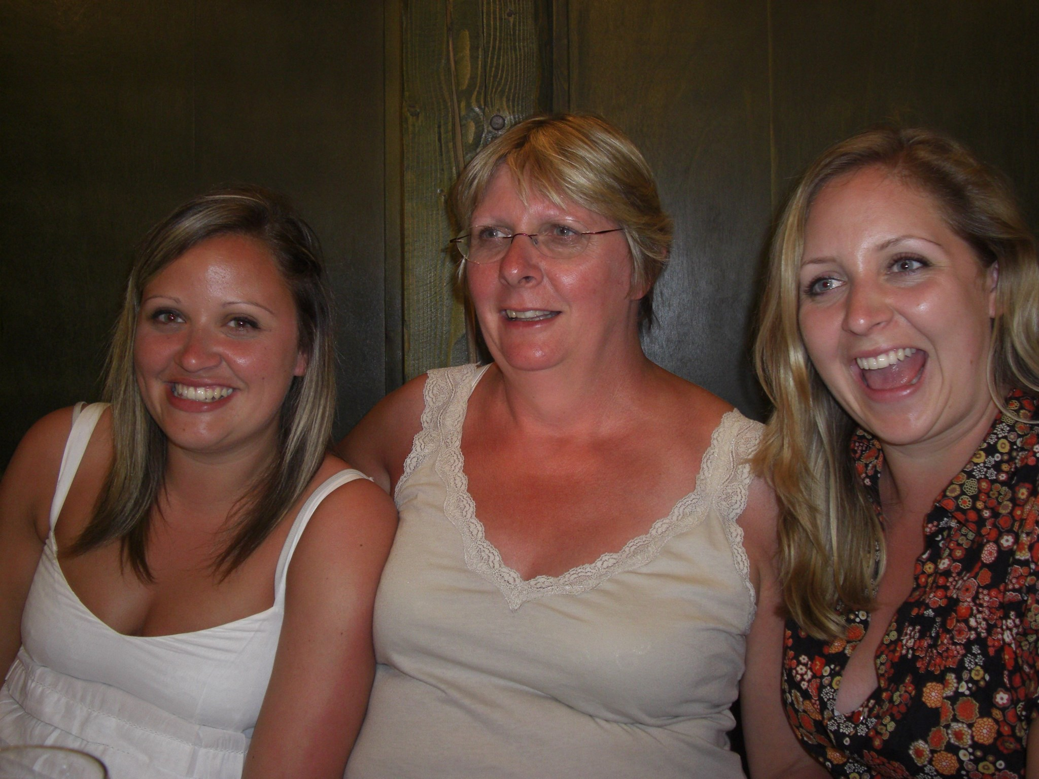 The Vaughan girls 2008