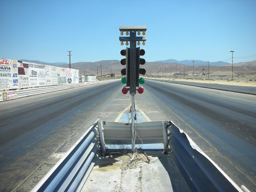 Palmdale Drag Strip a.k.a LACR