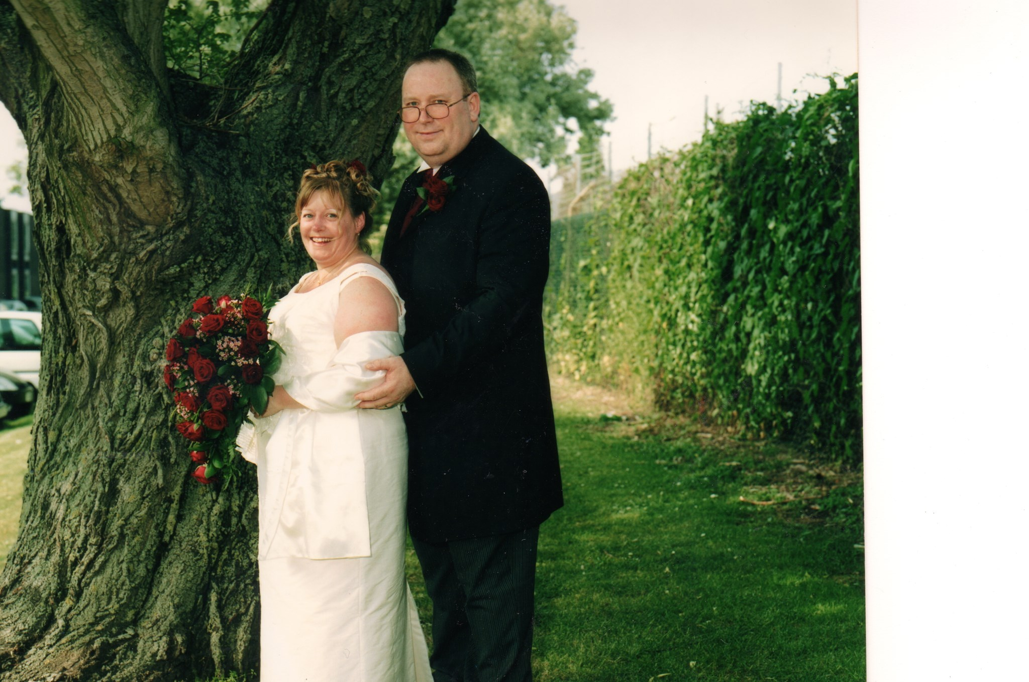 Tony and Di's Wedding 31st May 2003