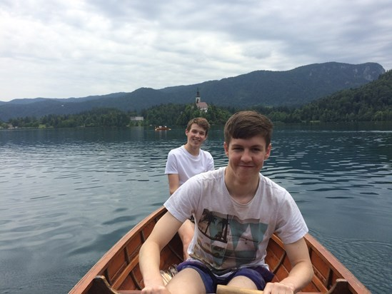 Lake Bled 2018 - one of the happiest days of my life