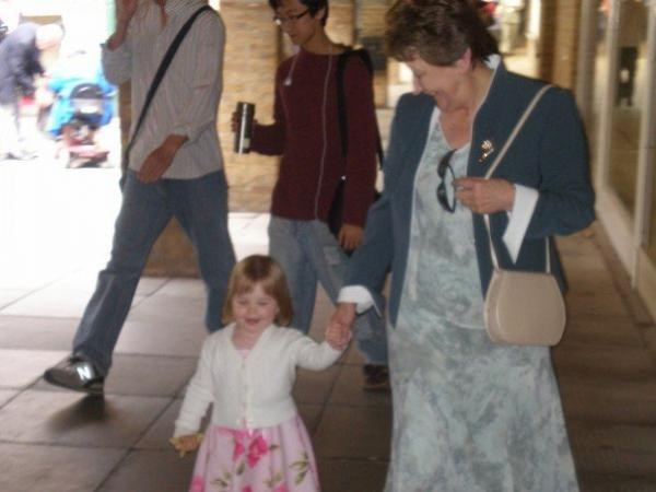 Nan and Millie
