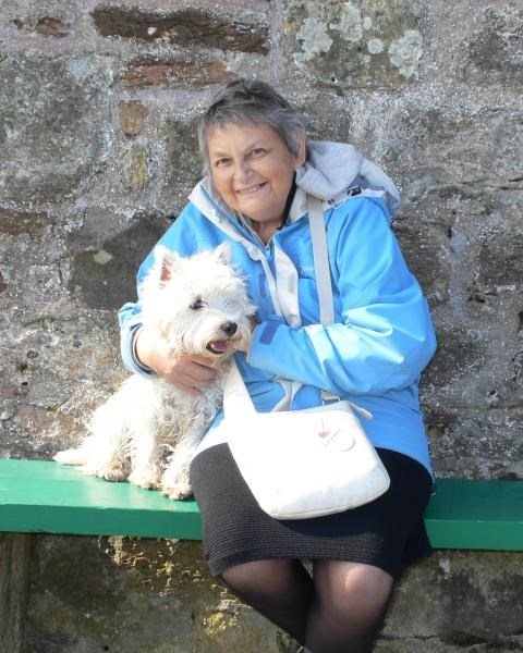 Gill and Rosie - Sept. 2011