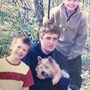 When we were all younger!