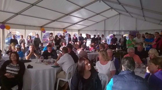 prize giving 2014