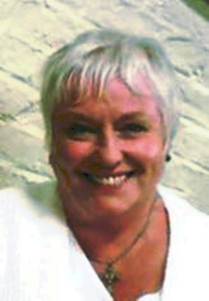 Gill at the hog roast in 2007