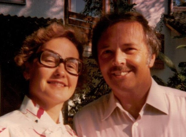 Early 80s - I'd forgotten the 'tache!