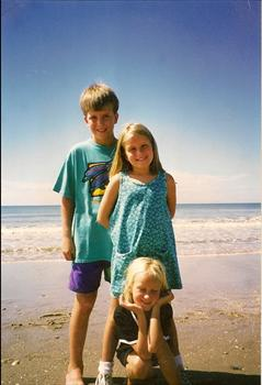 Josh,Chase and Katy 1997