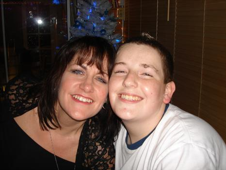 Mother & Son 25/12/07