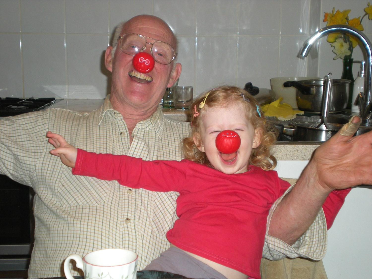 Red Nose Day with Éowyn