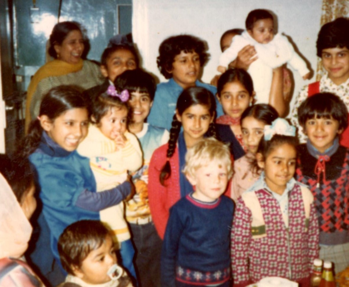 80's Indian House Party