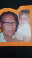 My Dad and me  xx