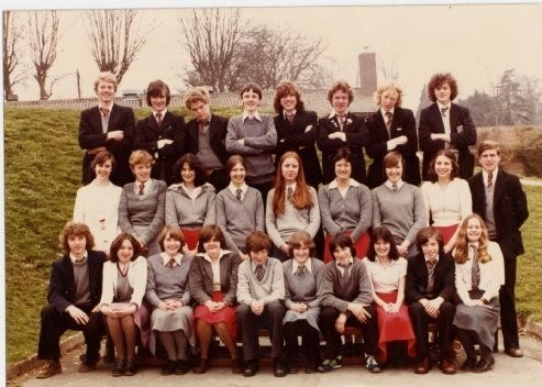 Westgate School, Winchester - 5R - 1978 and a lot of us are still in touch