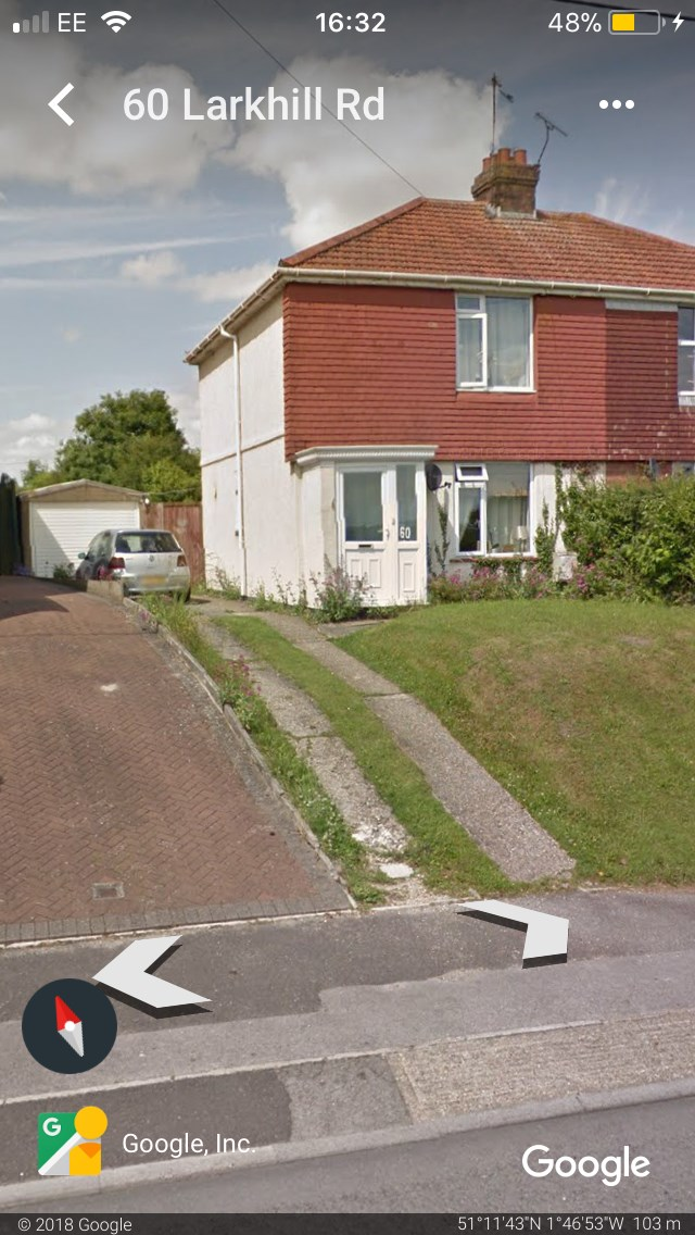 Me and Reann were on google earth yesterday and found this xxx