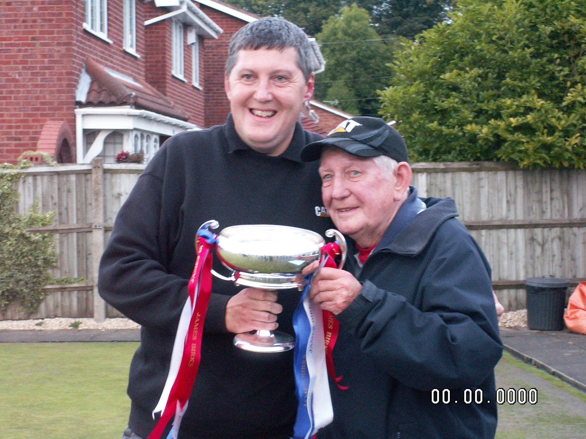 ONE PROUD FATHER - MIDLAND MASTERS 2010