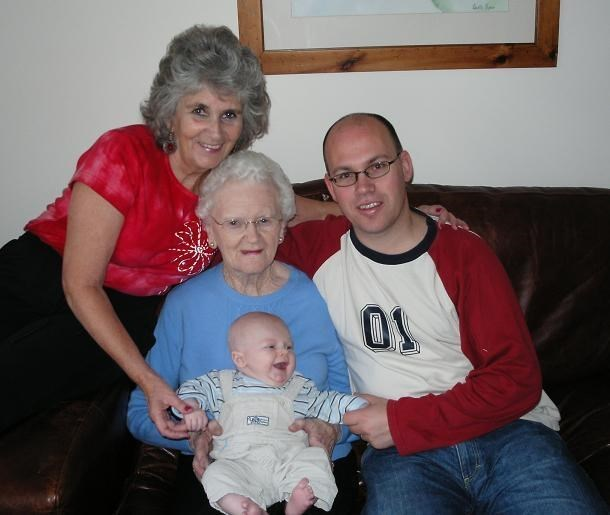 4 generations...rest in peace.