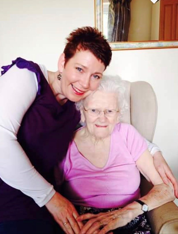 Love you Gran and for all the wonderful memories Rest In Peace now Tracey