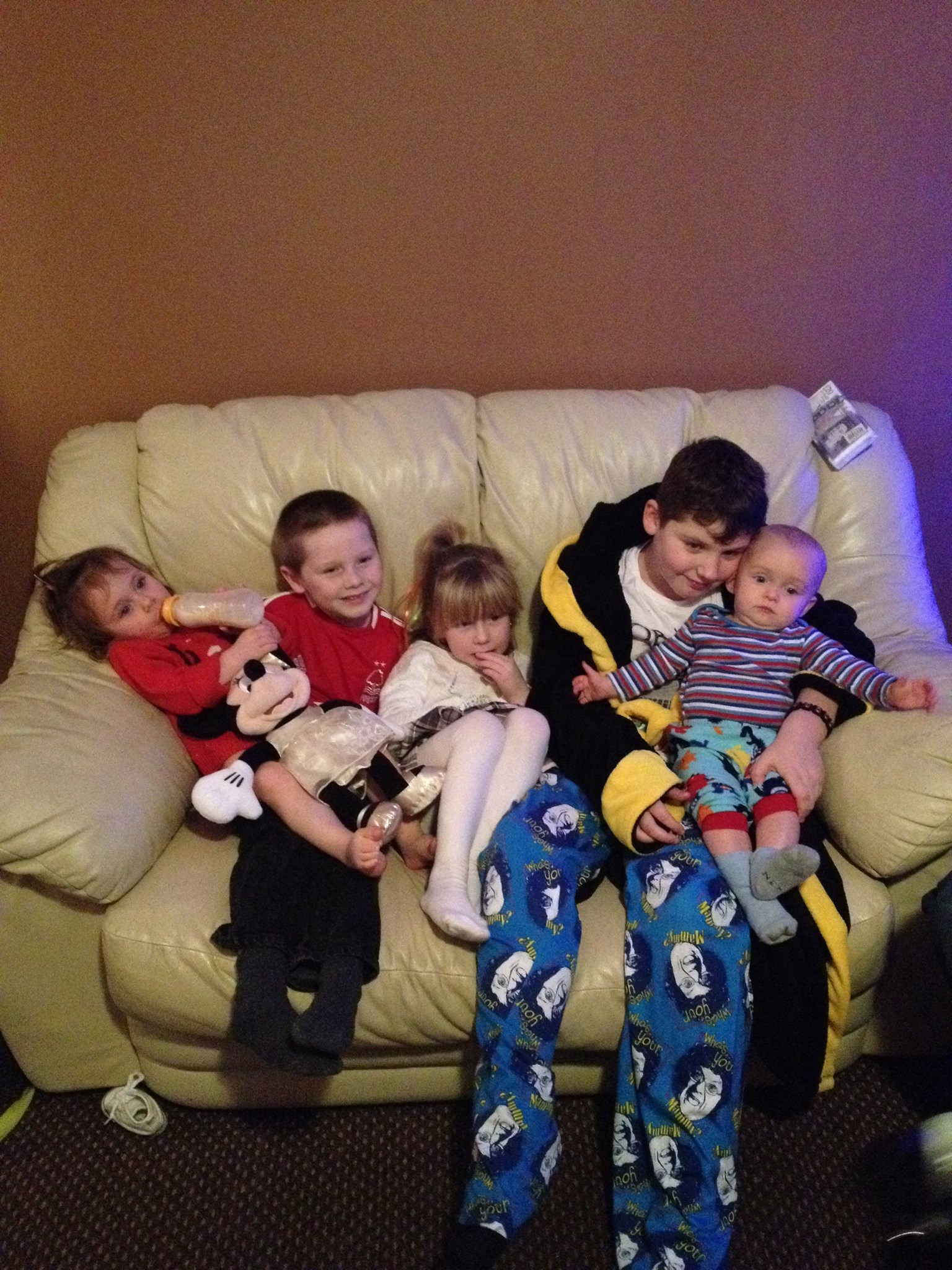 Your cousins and brother Jackson xx
