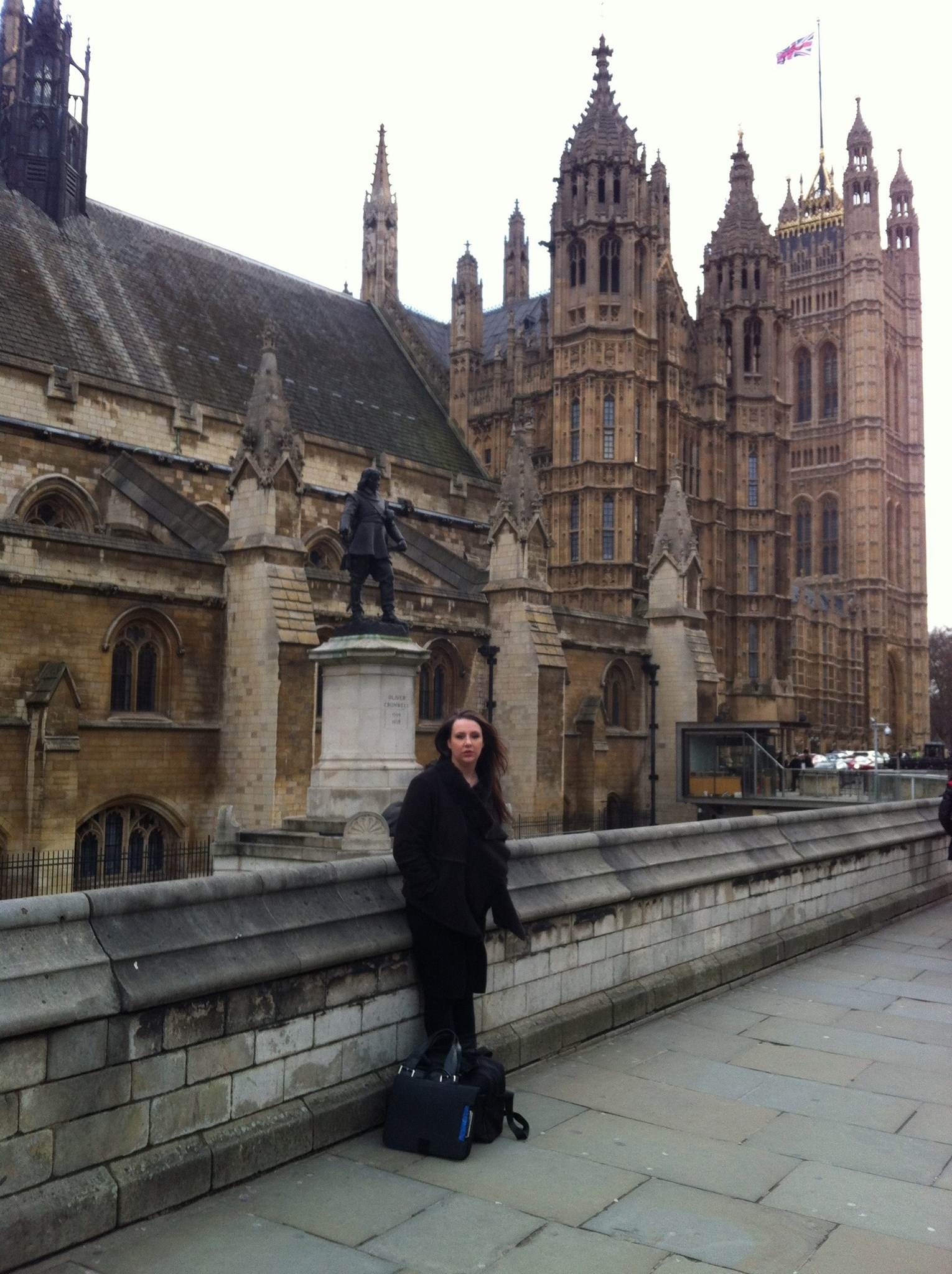 At Houses of Parliament