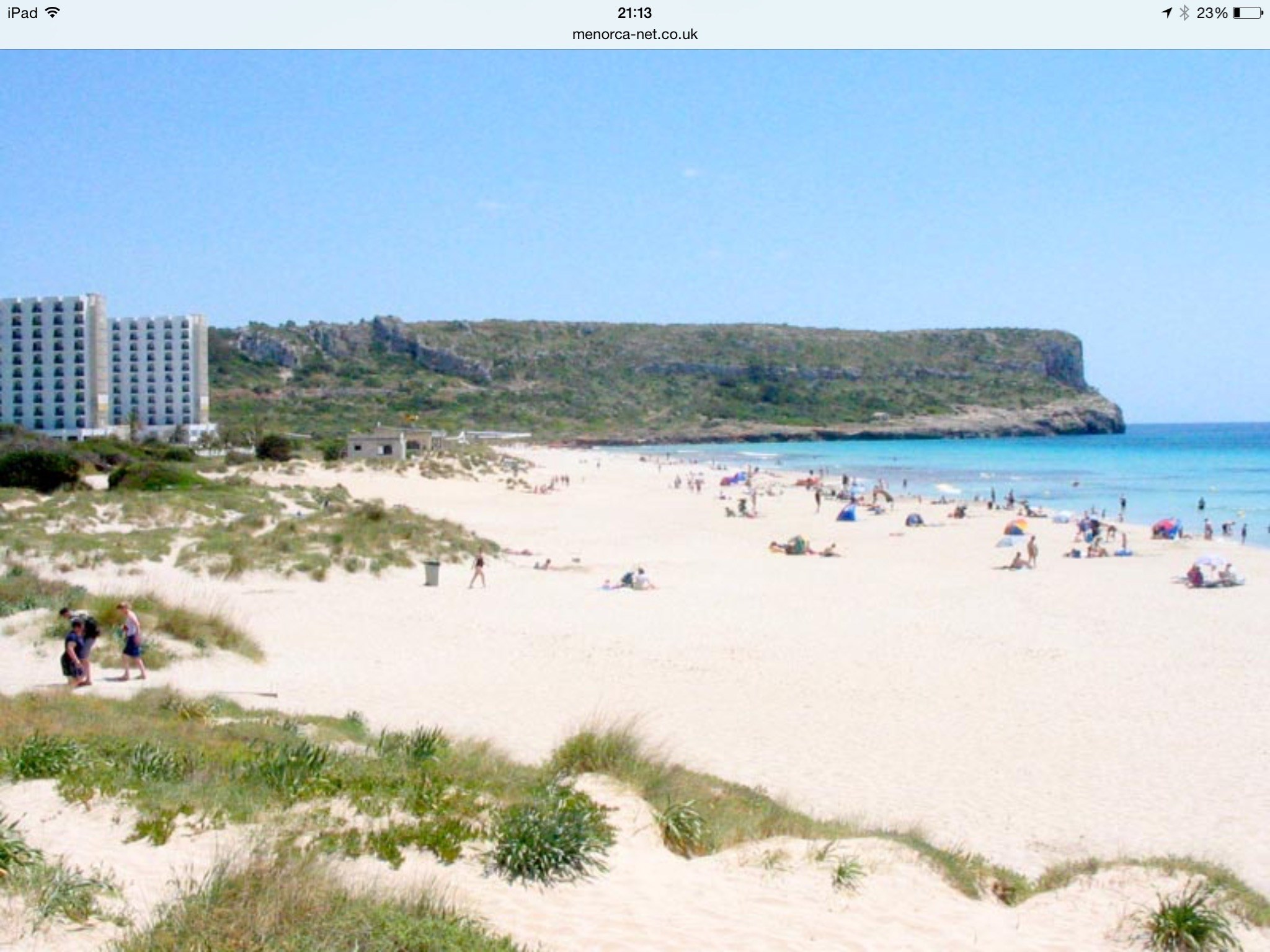 son bou , one of your favourite beaches, still see you blowing up that crocodile !