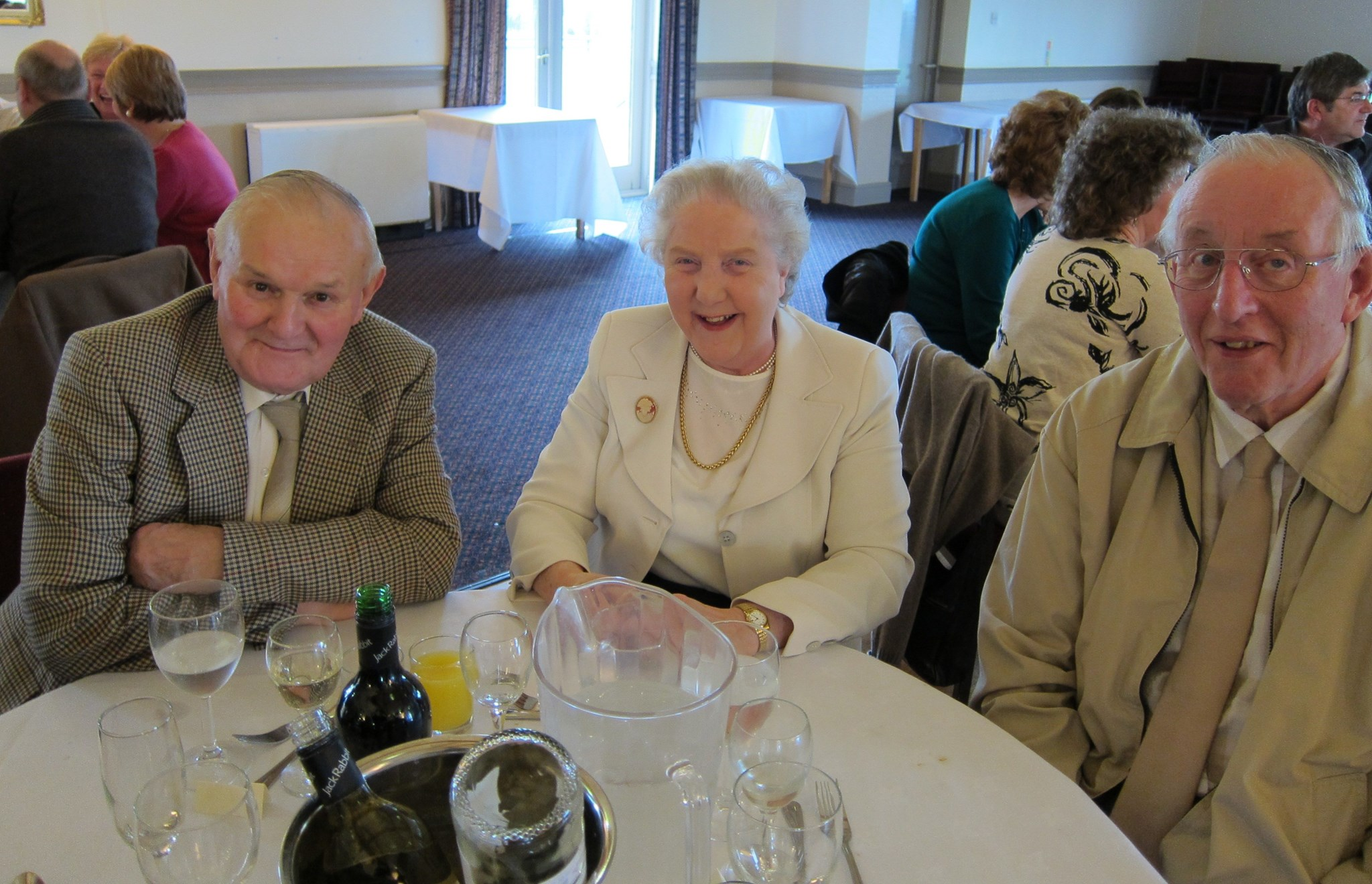 70th Birthday Party with Denise & Bill Moreton 2011