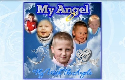 fly with angels