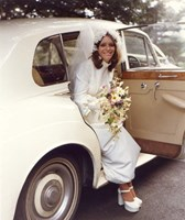 Wedding Day 5th May 1973