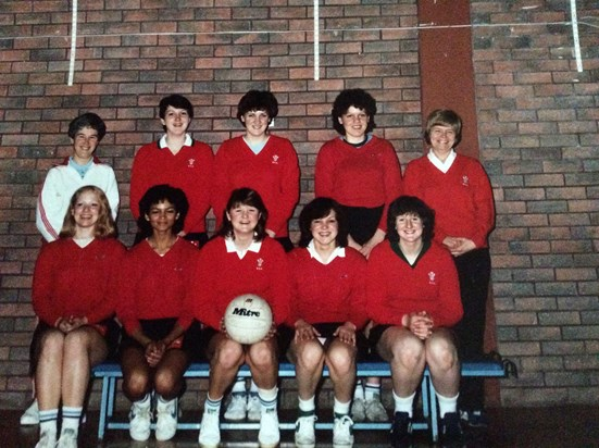 Best netball coach ever - you taught me so much about myself and the game. Wx