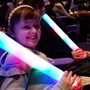 This was me and elodie in year 5 or 6 watching a panto i miss her so much love elodie xxx