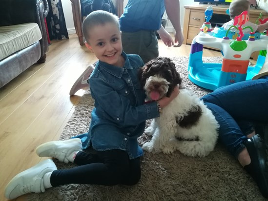 With Lola x
