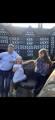 Loved history this is at Speke hall