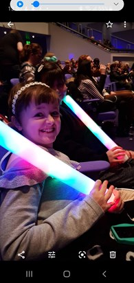 When wevwent to the Brindley to watch a pantomime we had  a fab time