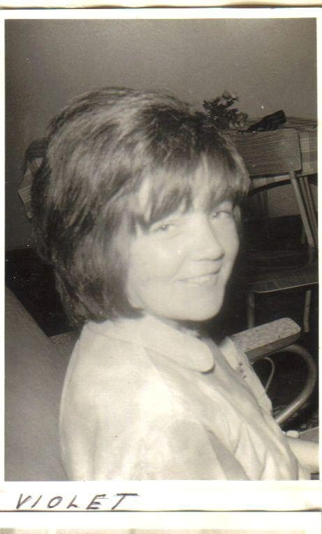 Mum as a teenager