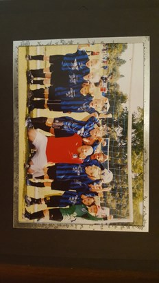 Happy memories... Aston Clinton Colts. xx