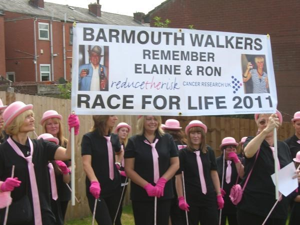 Race For Life 10th July 2011