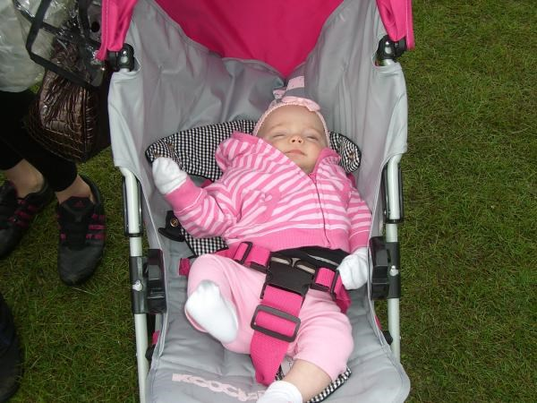The youngest Barmouth Walker - Elissa