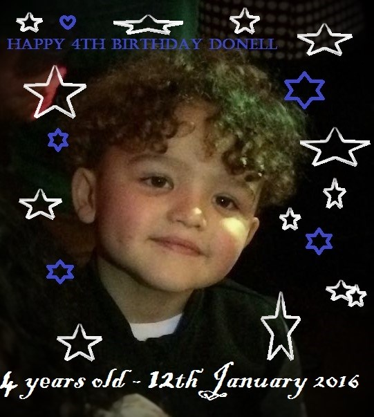For Nonna - 4 Yrs Old - 12th Jan 2016