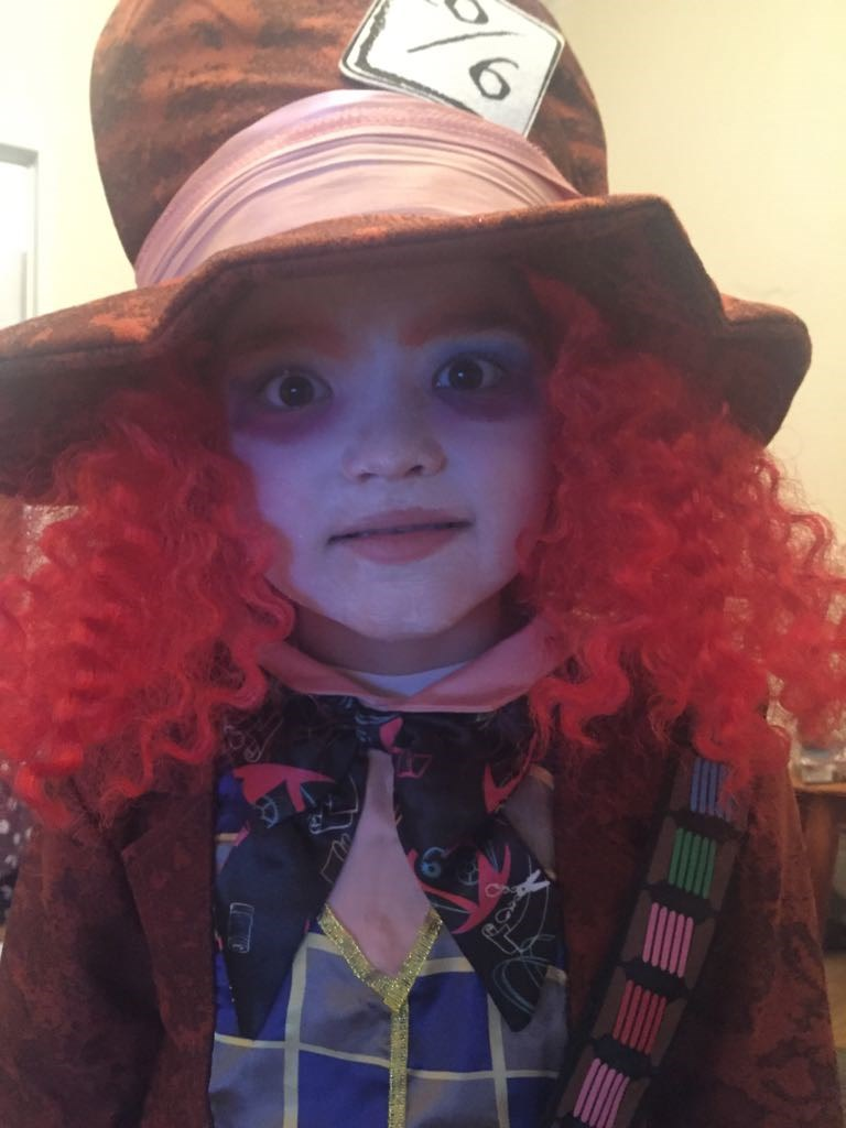 Mad Hatter Book Day 2018