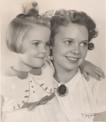Daughter and Mother