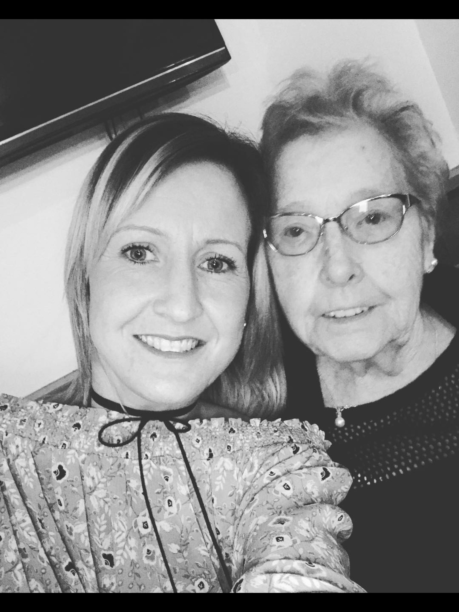 My strong inspirational Nan love you lots you will be truly Missed. Love you Vicky and Harrison xxx