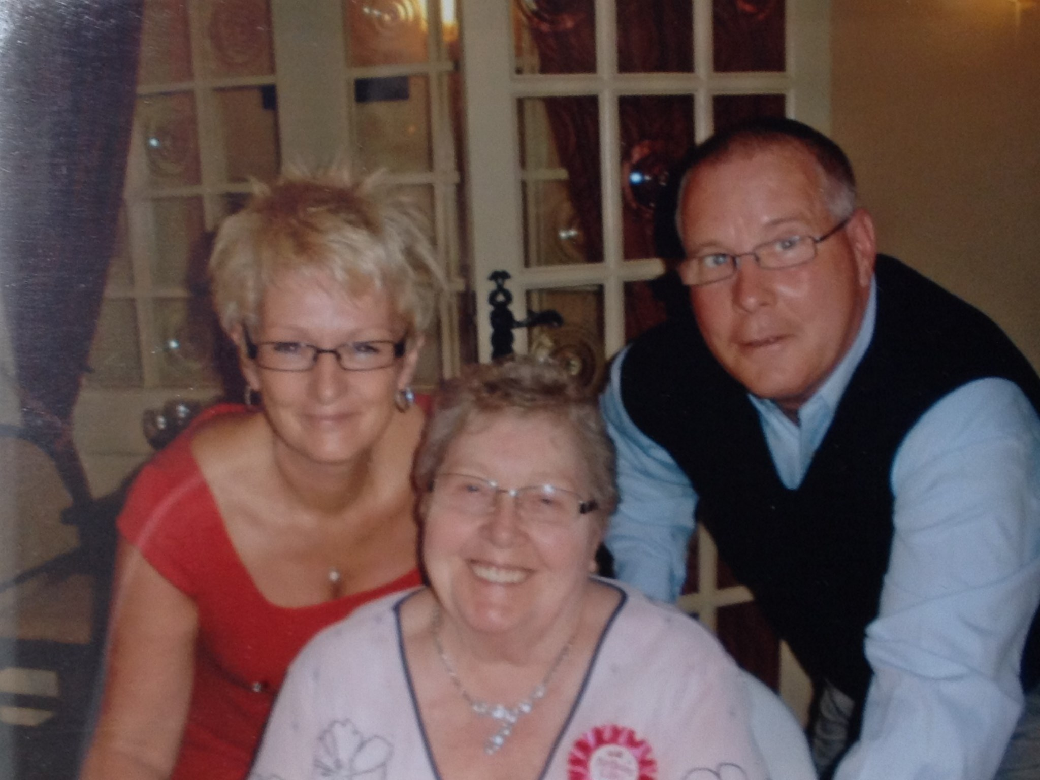 Going to miss you Mum we love you forever and always sleep tight xxxxx