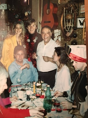 An early Christmas Party may have been Photo Source